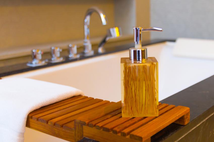 Badezimmer organisieren und ordnen - Tipps und DIY-Ideen