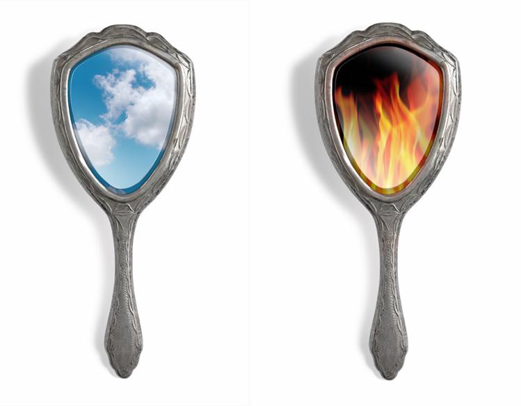spiegelherstellung 2 spiegel