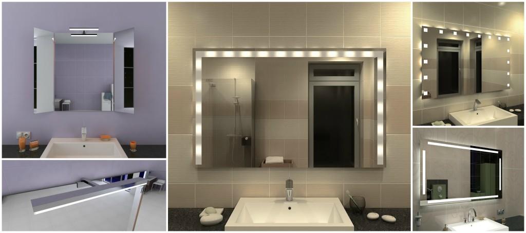 Eine große Auswahl an schönen Badspiegeln gibt es in unserem Shop.