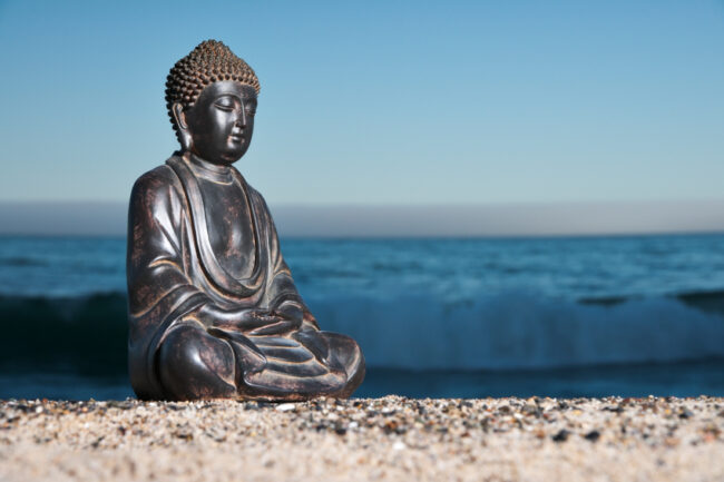 Buddah-Figur