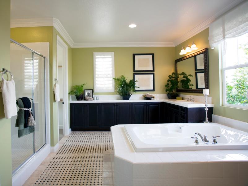 luxurioeses Badezimmer