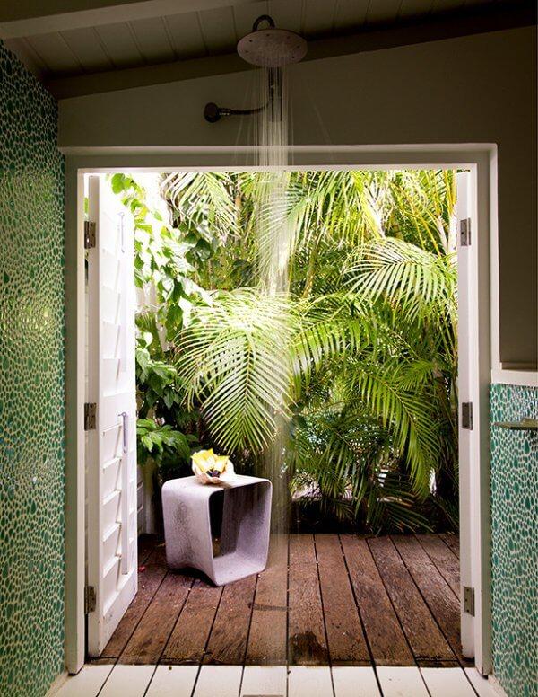 Regenwaldduschen sehen toll aus – und bieten ein wunderbares Duscherlebnis.