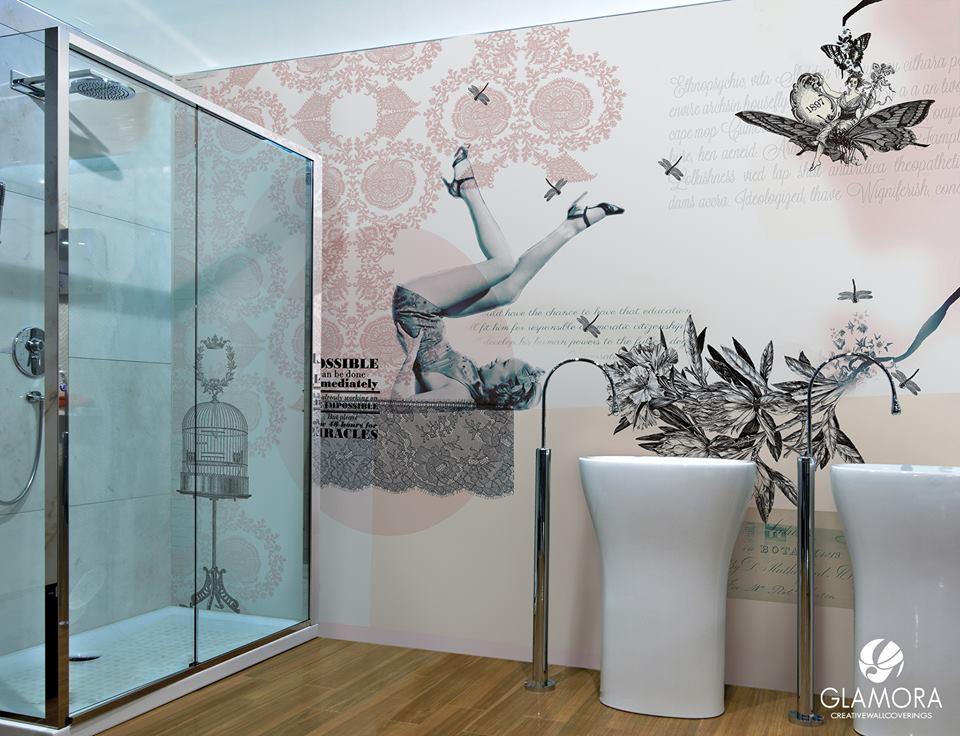 Retrobad die sch nsten wohnideen f rs vintage badezimmer for Dusche idee