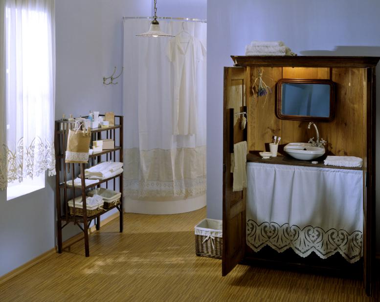 Retrobad die sch nsten wohnideen f rs vintage badezimmer - Retro wohnideen ...