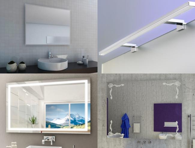 Badspiegel aus dem Spiegelshop Concept2U
