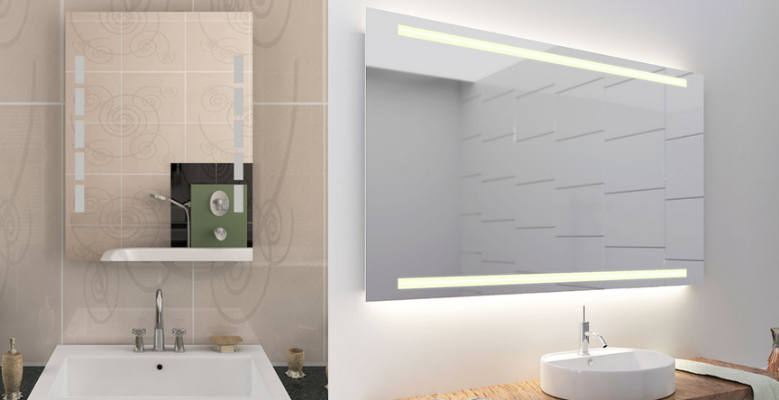 Badezimmerspiegel Hohe.Spiegel Aufhangen So Montieren Sie Den Badspiegel Muhelos